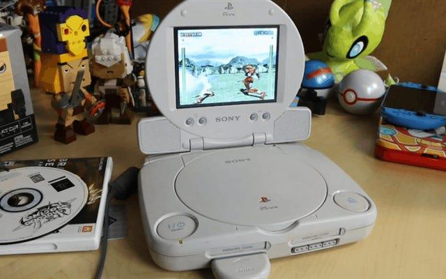 Sony pourrait faire une version rétro de la première PlayStation, sur les traces de Nintendo
