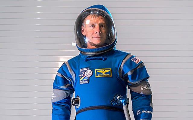 NASAの新しい宇宙飛行士のスーツは2001年からまっすぐです:宇宙の旅