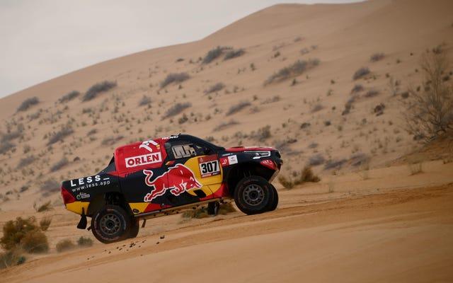 La route de Dakar 2021 a été un désastre