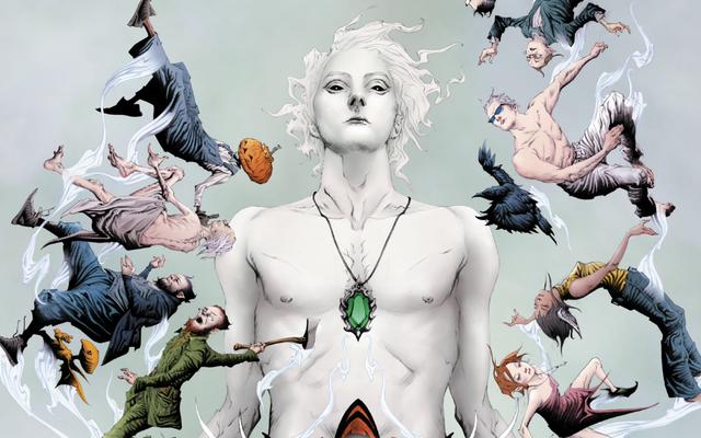 サンドマンユニバースは過去の夢を思い出すことでヴァーティゴコミックスの復活を開始します