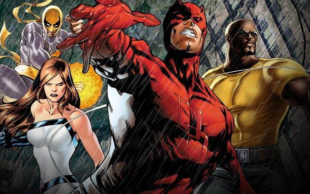 Все, что мы знаем о будущем Джессики Джонс и других сериалов Netflix и Marvel