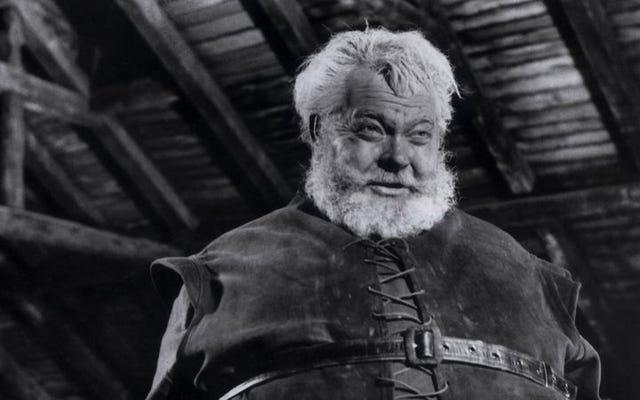 オーソンウェルズの後半の傑作チャイムズアットミッドナイトが大画面に戻ってきました