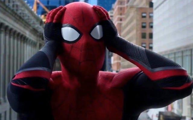 スパイダーマン3はついに本物のタイトルを手に入れました、そしてそれはブリークです