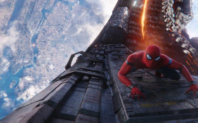 スパイダーマン:ファー・フロム・ホームには、ニック・フューリーがエイリアンと戦うためにスパイダーマンを雇うことが含まれているようです