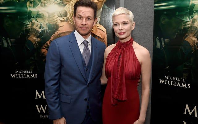 Según se informa, Mark Wahlberg ganó $ 1.5 millones para volver a filmar todo el dinero en las escenas mundiales, Michelle Williams solo $ 1000
