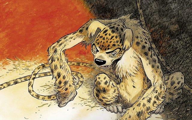 """मार्सुपिलमी: जानवर अच्छी तरह से सचित्र है लेकिन """"होबालो"""" के लायक नहीं है"""