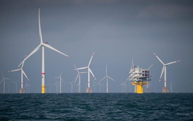 Огайо утвердил первую в стране прибрежную ветряную электростанцию с пресной водой