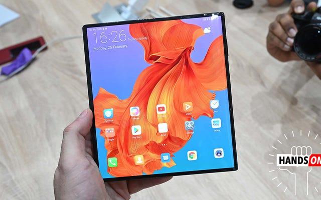 Huawei Mate X thậm chí còn thú vị hơn bạn nghĩ