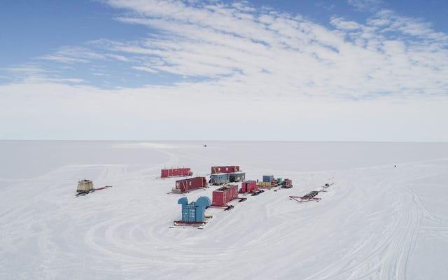 Các nhà khoa học Nam Cực sắp khoan vào một trong những hồ biệt lập nhất trên trái đất