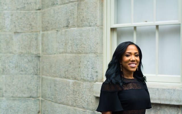 ColorCommの若くて素晴らしいフライクリエーターのローレンウェズリーウィルソンがビジネスにおける黒人女性の目標を共有