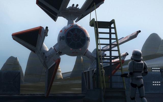 TIEディフェンダープロジェクトを復活させたスターウォーズ戦隊帝国技術者に感謝します