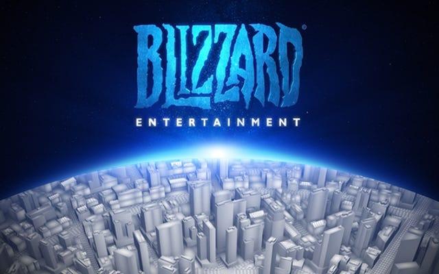 Ecco cosa era in realtà l'MMO Titan di Blizzard