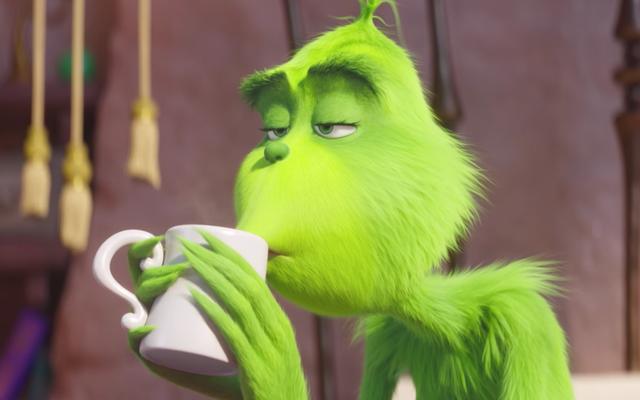 Vous êtes un client Starbucks légèrement irritant, M. Grinch