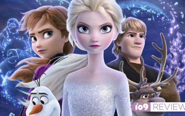 Hay mucho más para amar en Frozen II