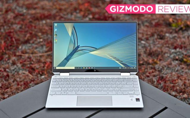 แล็ปท็อป HP รุ่นใหม่นี้เป็นแพ็คเกจเล็ก ๆ ที่สวยงาม (และมีศักยภาพ)