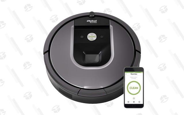 iRobot Roomba960を320ドルの低価格で今すぐ手に入れよう