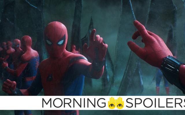 当然のことながら、ソニーはそれらの主要なスパイダーマン3の噂に反撃します