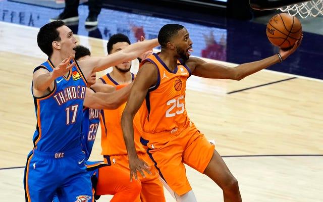 """Thunder, Warriors stinkers - еще одно доказательство того, что в этом сезоне NBA означает """"Nasty Blowout Again"""""""