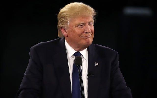 Donald Trump dit que les femmes qui se font avorter doivent avoir `` une forme de punition ''
