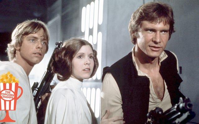 Le premier Star Wars est toujours le voyage le plus étrange dans la galaxie loin, très loin
