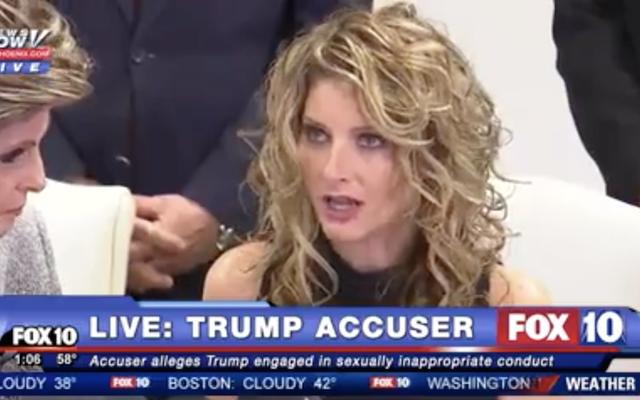 Бывший участник конкурса Саммер Зервос, обвинявший Трампа в сексуальных домогательствах, подал против него иск о клевете