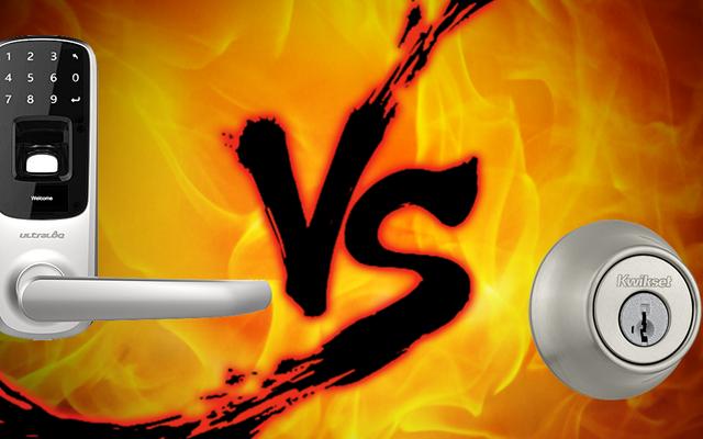 Security Showdown: Smart Locks vs «Dumb» Locks