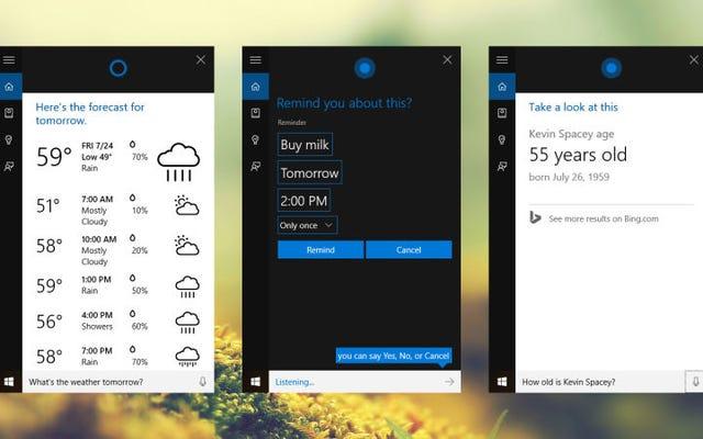 Cập nhật PC của bạn ngay để khắc phục lỗi bảo mật Pesky Cortana này