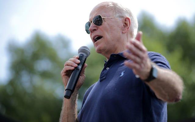 Kejanggalan Joe Biden Adalah Potret tentang Bagaimana Ia Berpikir yang Sebenarnya
