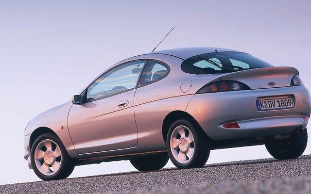 フォードはプーマを取り戻しています、しかし今それはラメクロスオーバーです