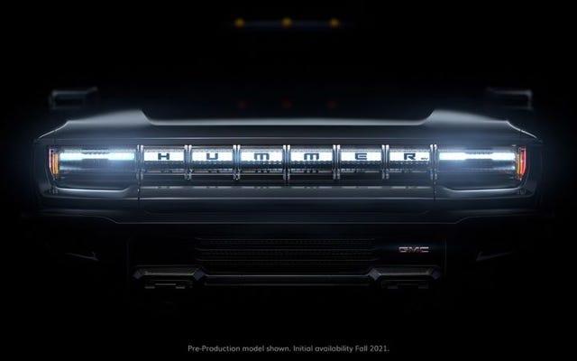最初の電気ハマーはすでに現実のものであり、テスラサイバートラックと同じくらい高速になります