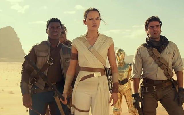 Sự trỗi dậy của Skywalker là phim Chiến tranh giữa các vì sao mới hay nhất nhưng là 2 phim Quá muộn