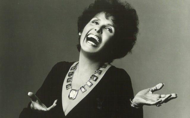 La Dame et sa musique: l'héritage de Lena Horne perdure dans le premier grand prix du divertissement nommé pour une femme de couleur