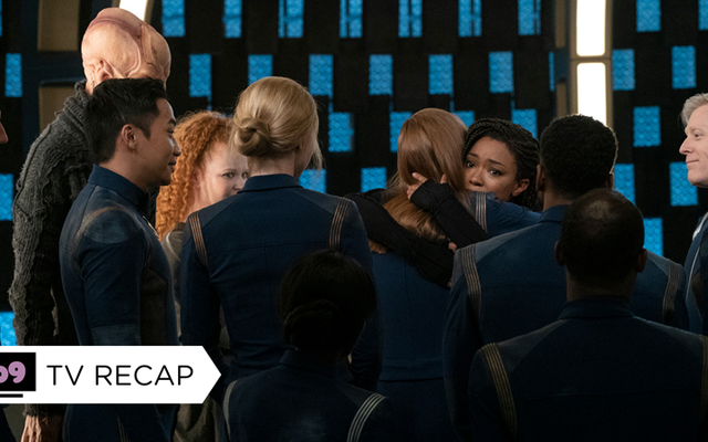 On Star Trek: Discovery, You Really Can't Go Home Again
