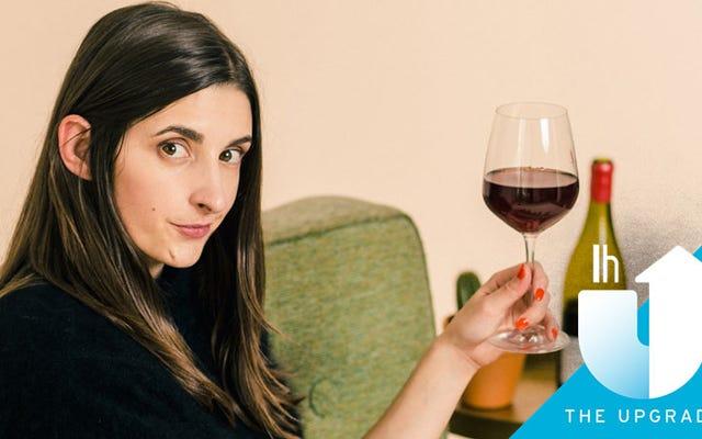 マリッサ・ロスと一緒に、ワインを美味しくする方法