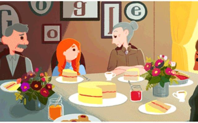 ¿Qué está haciendo que Anne of Green Gables se vuelva verde en el último Doodle de Google?