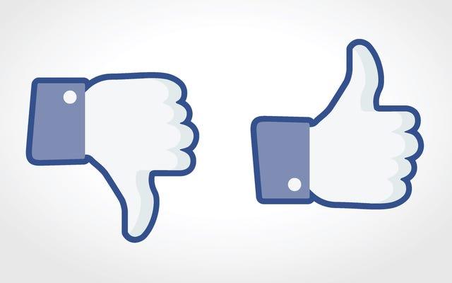 Vous pouvez supprimer des personnes sur les réseaux sociaux