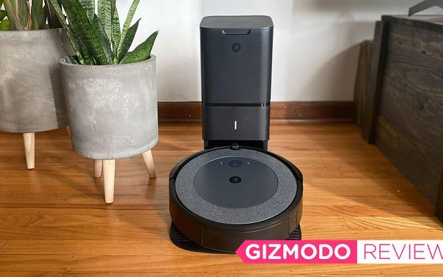 Roomba i3 + блестяще приручил покрытый шерстью дом моего питомца