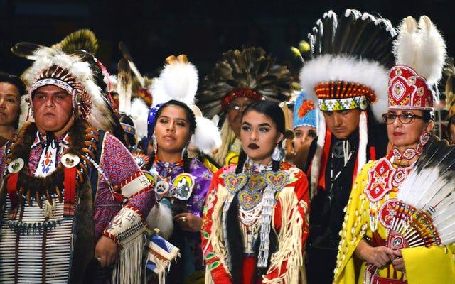 Las lenguas indígenas están desapareciendo
