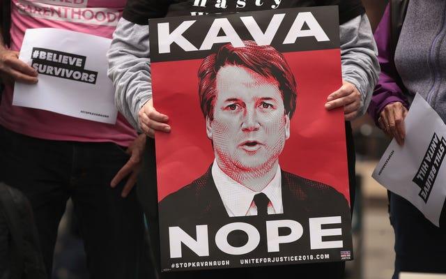 Le FBI a terminé son enquête sur Kavanaugh et les républicains sont prêts à enfoncer sa confirmation