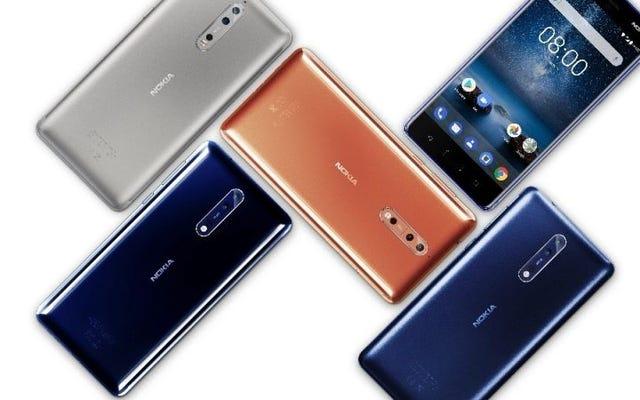 모든 새로운 Nokia 스마트폰은 Android Oreo에 대한 업데이트를 받게 됩니다.