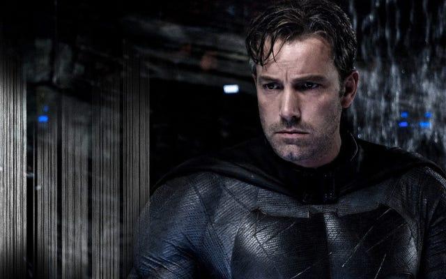 バットマンを演じる俳優のベン・アフレックでさえ、バットマンvsスーパーマンの悪いレビューに同意します