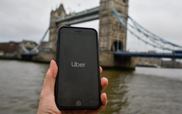 英国最高裁判所によると、有給休暇と最低賃金の資格があるUberドライバー