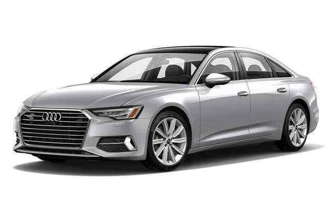2019 Audi A6'yı Satın Almak Çok Daha Kolay Olacak