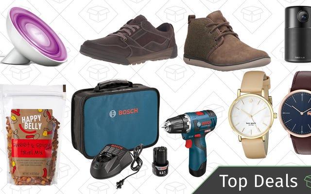 Najlepsze oferty ze środy: Philips Hue Light, wiertarki Bosch, Watch Gold Box i nie tylko