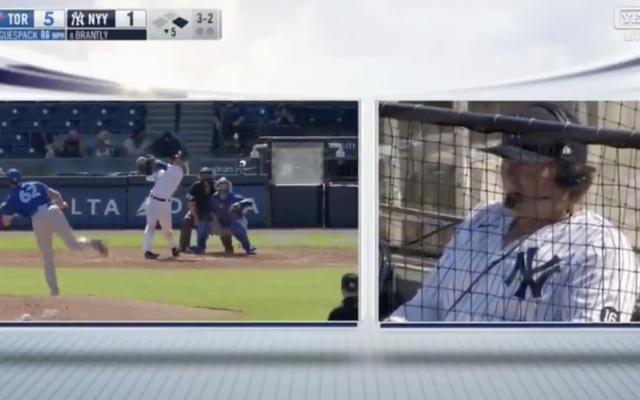 양키스 1 루수 루크 보이트, MLB의 핫 마이크 연승