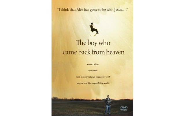 マラーキーという名前の子供は天国に行くことについて嘘をついた