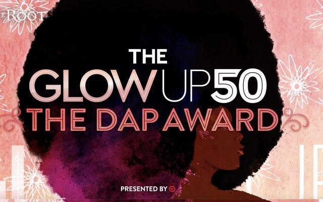 The Glow Up 50: Penghargaan Dap