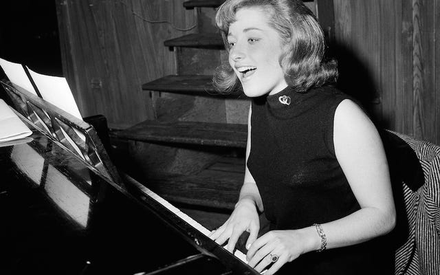 Rest In Party, Lesley Gore (1946-2015)