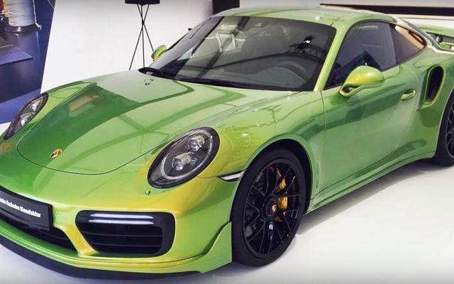 आप अपनी कार पर रंग पाने के लिए कितना अधिक भुगतान करेंगे?