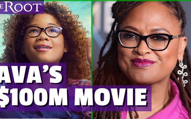 Смотреть: Конечная мечта Авы Дюверне - освободить место для других цветных людей в Голливуде